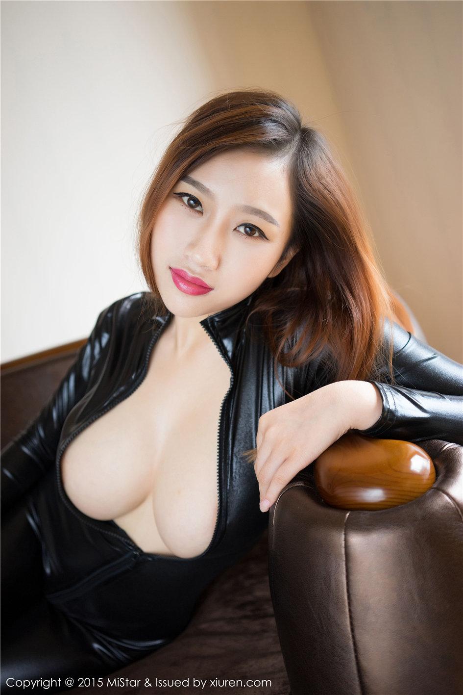 [魅妍社]美女闵妮VOL.007套图第1张