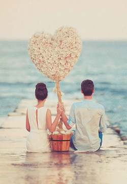 [情侣图片]如果真的是,我愿用一万次去换与你的相遇