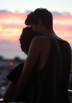 [情侣图片]让时间做试金石,来探试我对你爱的纯真