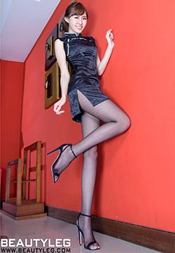 [Beautyleg]性感美腿嫩模Queenie旗袍秀No.1199