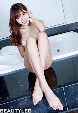 [Beautyleg]美腿美女Queenie高清浴室照No.1230