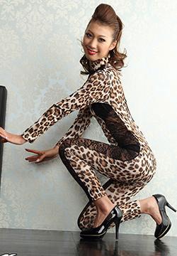 [4K-Star]日本豹纹美女三树レイカ高清套图No.00025