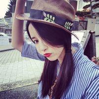 美女头像韩系时尚个性女生图片