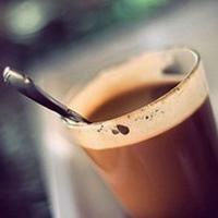 小清新头像咖啡唯美摄影
