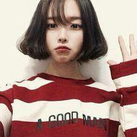 美女头像韩系风格清纯自怕图片