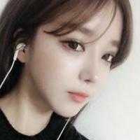 美女头像韩系风格唯美自拍照片