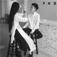 情侣头像个性时尚自拍QQ图片