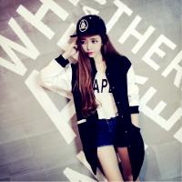 美女头像韩系风时尚写真图片