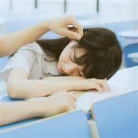 情侣头像小清新日系风格写真