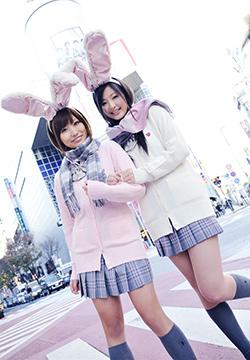 [BOMB.TV] 第030期 Mimi Girls (村上友梨 & 夏垣佳奈)