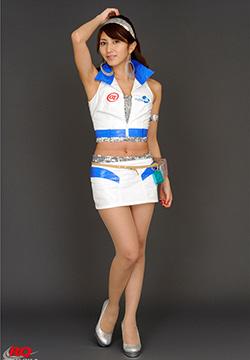 [RQ-STAR] NO.01109 Yuka Yamazaki 山崎友華 Race Queen